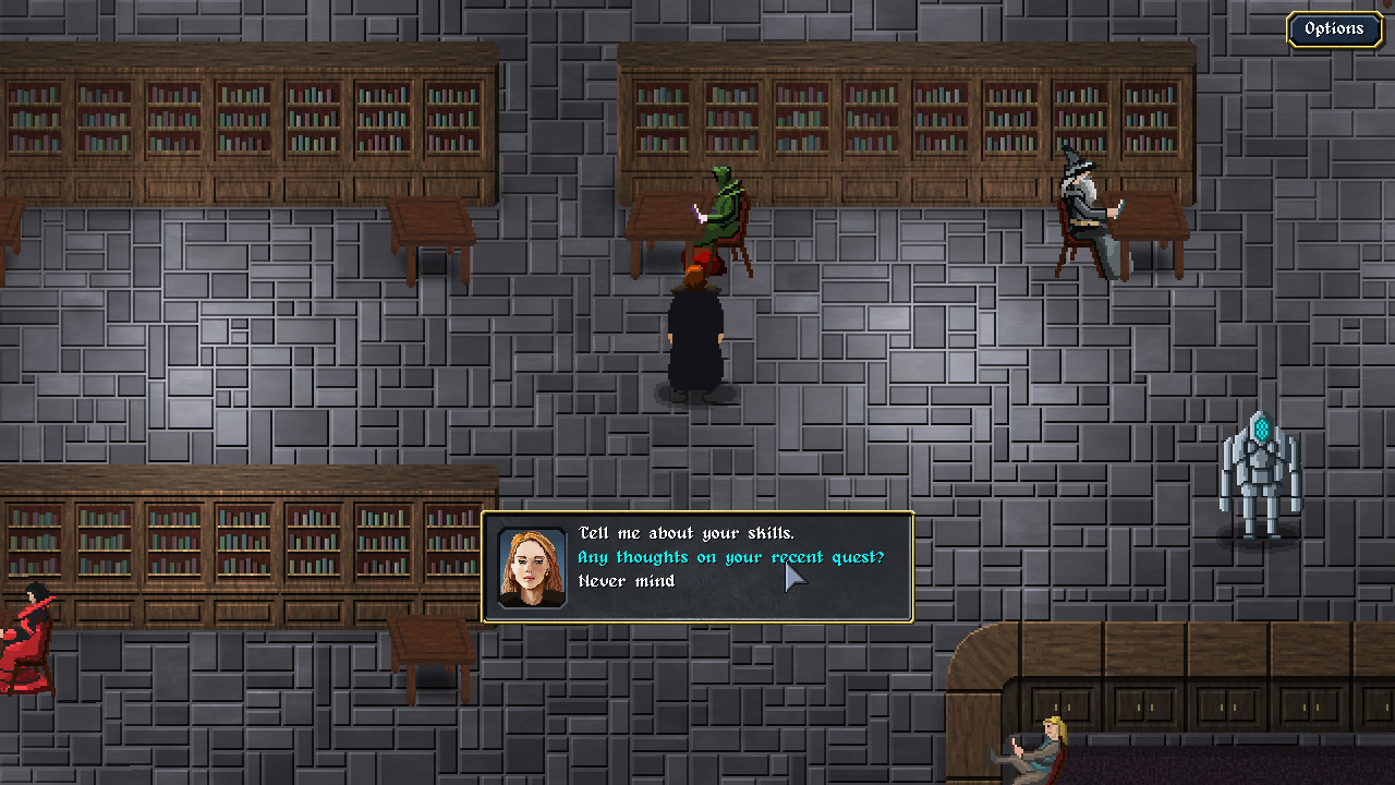 Screenshot 10 - library